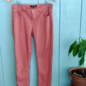 Salmon Forever 21 Pants